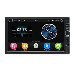 Ezonetronics Android Car Radio Stereo Double Din 7 inch Capa