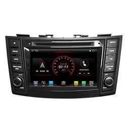 Autosion Android 8.1 Quad Core Stereo Radio GPS Navi Car DVD