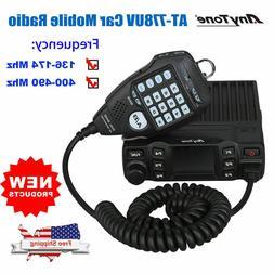 AnyTone AT778UV Dual Band Transceiver Mobile Radio VHF/UHF T