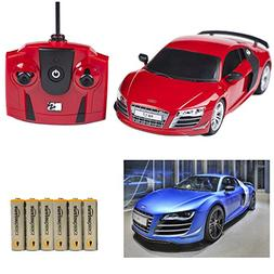 The Audi R8 GT Remote Control Car Experience including poste