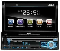 Boss Audio Bv9976b Auto Dvd Player 13 Single Din, Bluetooth