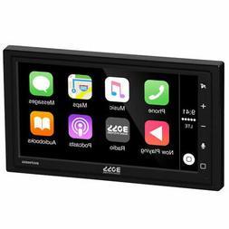 BOSS Audio BVCP9685A Double 2-DIN Car Audio, Apple CarPlay,
