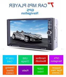 Fosa Audio 7021G Double Din, Touchscreen, Bluetooth, Navigat