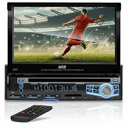 BOSS Audio Systems BV9976B Car DVD Player - Single Din Bluet
