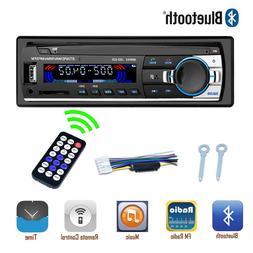 Auto Car Stereo Audio In-Dash FM Aux Inp