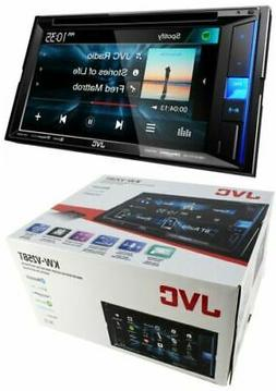 JVC AV Receiver Touch Screen Car Stereo 2DIN AM/FM Bluetooth