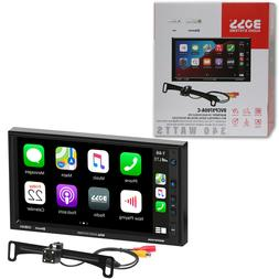 """PIONEER 6.2"""" TOUCHSCREEN USB CAR BLUETOOTH STEREO + REMOTE F"""