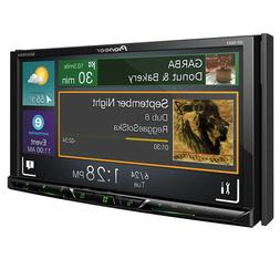 "Pioneer AVH-600EX in-Dash Receiver DVD Receiver w/ 7"" WVGA D"