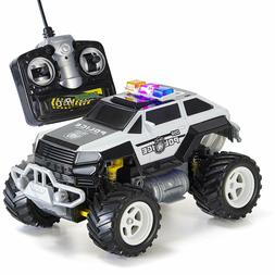 Hot Big Sale Remote Radio Control RC Toy Monster Police Truc