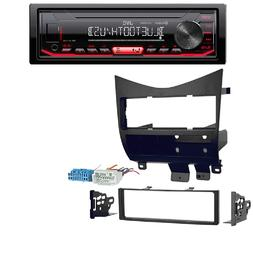 JVC Bluetooth Car Radio Stereo Single DIN Dash kit 2003-2007
