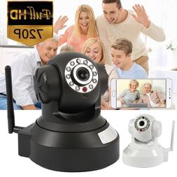 Wireless HD Network Baby Monitor Security IP Camera P2P Moti
