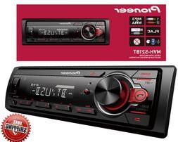 BLUETOOTH CAR STEREO Pioneer AM/FM Receiver Auto Music Audio
