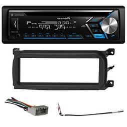 Pioneer Bluetooth In-Dash CD Car Stereo Audio Receiver Bundl