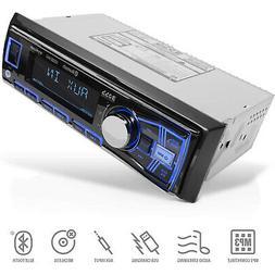Boss 611UAB Single Din USB/SD AUX Bluetooth Multimedia Radio