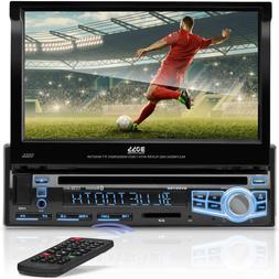 BOSS Audio BV9976B Car DVD Player – Single Din, Bluet