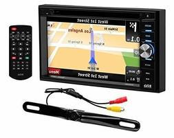 Boss Audio Elite BN965BLC DVD Player/Navigation - GPS, Doubl