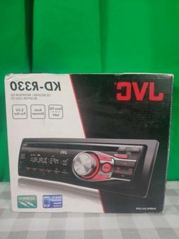 Brand New JVC KD-R330 CD Player MP3 In Dash Receiver Car Rad