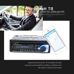 BT Car Stereo Radio Audio Player Receiver FM MP3 Player with