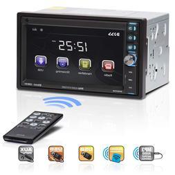 BOSS Audio BV9370B Double Din, Touchscreen, Bluetooth, MP3/U