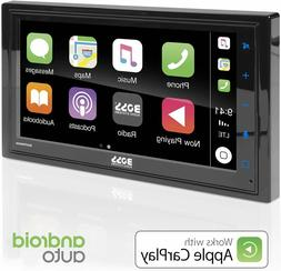 BOSS Audio BVCP9685A Apple Carplay Android Auto Car Multimed