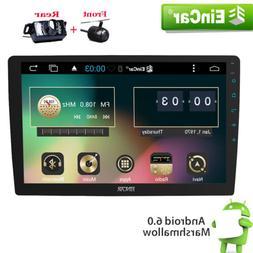 """CAM Android 6.0 2GB 10.1""""2DIN Car GPS Eincar Radio Bluetooth"""
