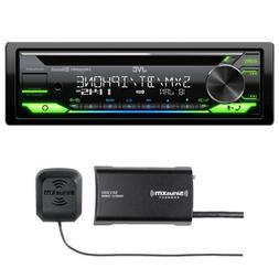 Kenwood Car Bluetooth USB AUX AM FM Receiver, Sirius Satelli