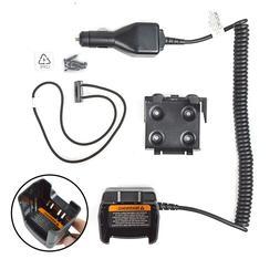 Car Charger RLN4883B for Motorola HT750 HT1250 HT1250LS MTX8