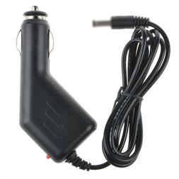 Car Adapter For Radio Shack Pro-2096 Radio Digital Trunking Scanner Auto Charger
