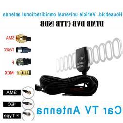 Car Digital Mobile DVD TV/FM Radio VHF UHF Antenna Amplifier