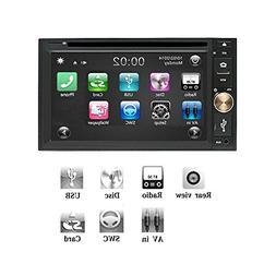 Ezonetronics Car DVD CD MP3 Player AM/FM Car Stereo Radio Ha