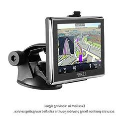 Car GPS Navigation 5inch LESHP Touch Screen GPS Device with