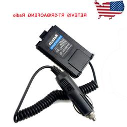 Car Radio Battery Eliminator for BF-UV5R BAOFENG DC 12V Fast