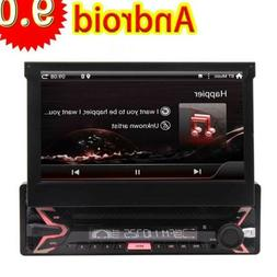 Car Radio Double 2Din 7 Inch GPS Navigation DVD Player Bluet