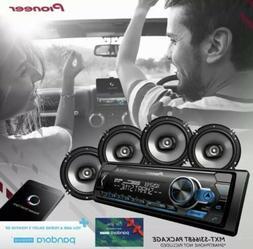Car Radio Speaker Bundle Pioneer Audio Set 4 - 6.5 Speakers