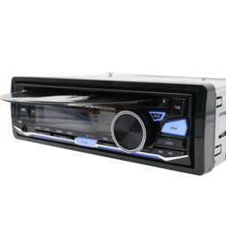 Car Radio Stereo Bluetooth CD DVD Player Receiver MP3 USB SD