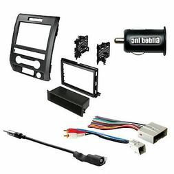 car radio stereo double din dash kit
