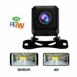 Car Rear View Camera Vehicle Reverse HD WiFi Cam Parking Mon