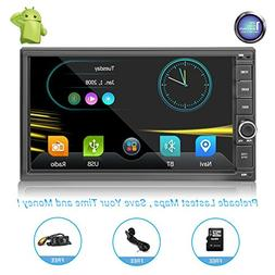 Car Stereo with navigation Head Unit touch screen car stereo