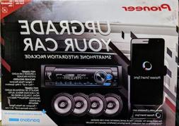 Pioneer Car Stereo Bundle MVH-S310BT Digital Media Receiver