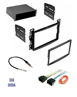 ASC Audio Car Stereo Dash Kit, Wire Harness, and Radio Tool