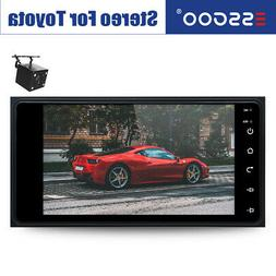 "Car Stereo Radio DVD CD MP5 Player 6.2"" Touch Screen BT 2DIN"