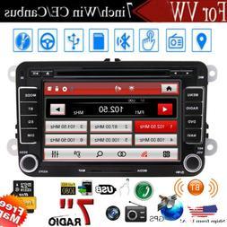 Car Stereo Radio DVD CD Player GPS Navi CANBUS for VW Jetta