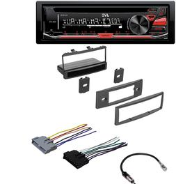 CAR STEREO RADIO KIT DASH FOR MERCURY AND FORD 1999-2004 W/