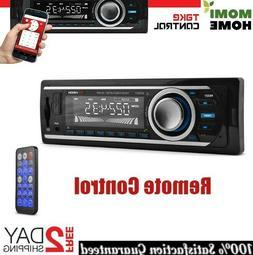 XO Vision Car Stereo Receiver Wireless Bluetooth USB Port SD