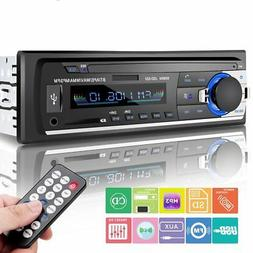 Car Stereo, Huicocy Universal In-Dash Single Din Car Radio R