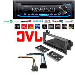 JVC Car Stereo w/Bluetooth/USB/AUX/Pandora/iPhone Car Radio