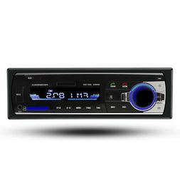 Car Stereo with Bluetooth Radio MP3 Player USB/SD/AUX/FM Rec