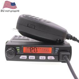 CB Radio 27MHz CB-40M ANYSECU AM/FM Car Radio 8W walkie talk