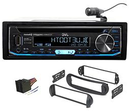 JVC CD Receiver w/Bluetooth USB/iPhone/Android/XM for 99-10