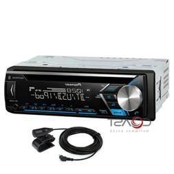 Pioneer CD USB MP3 Dual Connection Bluetooth Car Radio Stere
